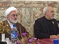 -- دكتر ظريف-- در كنار حجت الاسلام صالحي منش 2014-03-27 04-15.jpg