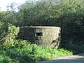 -2018-10-09 WWI pill box, Common Road, Bradfield.JPG