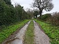 -2021-01-20 Looking north along a footpath along a farm track, Crostwight, Norfolk.jpg