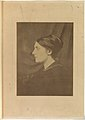 -Unidentified Woman in Profile- MET DP295253.jpg