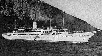 El Mahrousa - Image: 000 Al Mahrousah Royal Egyptian Yacht