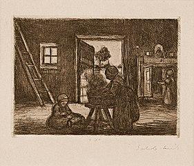 The laundress II