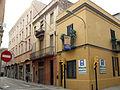 012 Conjunt del carrer Sant Llàtzer, edifici cantoner al núm. 33.jpg