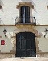 015 Casa Sagnier (centre cívic), detall de la façana.jpg