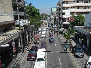 Tayuman Street - Image: 0198jf Rizal Avenue DOH San Lazaro Hospital Shrine Santa Cruz Manilafvf 07