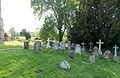 023 Stoke Rochford Ss Andrew & Mary, exterior - south-east churchyard.jpg