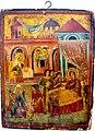 052 Nativity of Saint John the Baptist Icon from Saint Paraskevi Church in Langadas.jpg