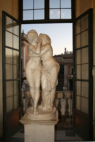 File:0 Amour et Psyché- Pal. Nuovo - Rome.JPG