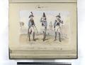 1. Coronel; 2. Granadero; 3. Fusilero. (1802) (NYPL b14896507-87810).tiff