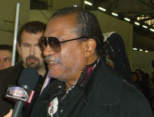L'actor, cantaire, escritor y novelista Billy Dee Williams, en una imachen de 2009.