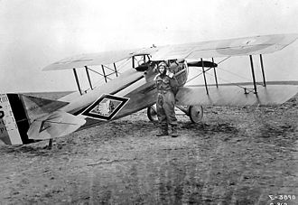 3d Pursuit Group - Image: 103rd Aero Squadron Spad XIII