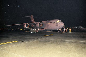 10th Airlift Squadron - Image: 10th Airlift Squadron C 17