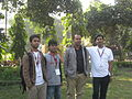 10th Anniversary Celebration of Bengali Wikipedia in Jadavpur University, Kolkata, 9-10 January, 2015 50.JPG