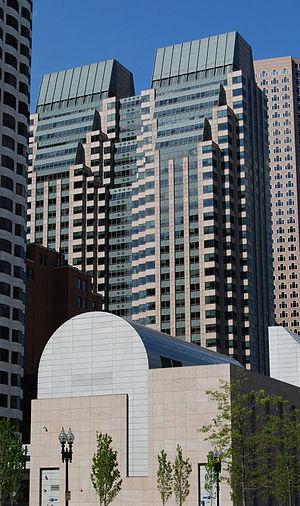 125 High Street - 125 High Street, center, rear
