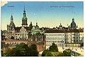 12680-Dresden-1911-Königliches Schloß und Taschenberg - Palais-Brück & Sohn Kunstverlag.jpg