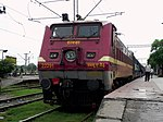 (Dhanbad-Howrah) Black Diamond Express with HWH WAP4