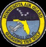 148th Fighter Wing Detachment 1 - Emblem