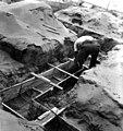 14 יוני 1936 למרות מאורעות הדמים ברחבי הארץ נמשכת הבנייה של קריית עבוד btm2884.jpeg