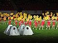 15. sokolský slet na stadionu Eden v roce 2012 (25).JPG
