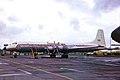 15925 Canadair CC106 Yukon RCAF LGW 17MAY69 (6800623087).jpg