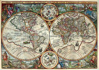 Petrus Plancius - Image: 1594 Orbis Plancius 2,12 MB