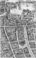 1667. The Hague, Spui - Buitenhof. Cornelis Elandt.png