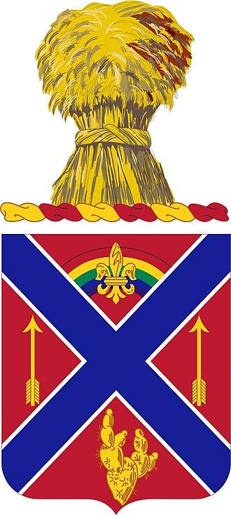 Minnesota Army National Guard - Image: 175FARegt COA