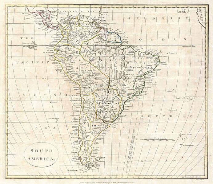 File:1799 Clement Cruttwell Map of South America - Geographicus - SouthAmerica-cruttwell-1799.jpg