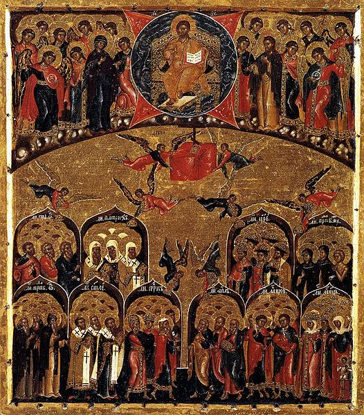File:17th-century unknown painters - Synaxis of All Saints - WGA23504.jpg