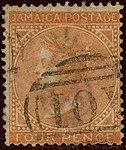 1860ca 4d Jamaica A01 Yv4 SG4.jpg