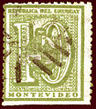 1866 Uruguay 10C Mi34A.jpg