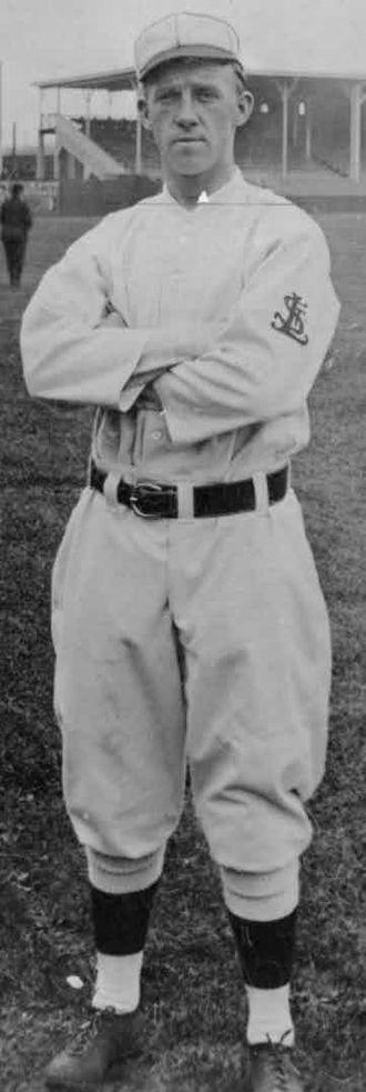 Bobby Byrne (baseball) - Image: 1909 Bobby Byrne