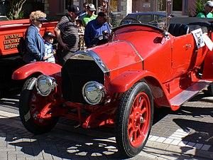 Felice Nazzaro - 1913 Nazzaro Tipo 3