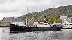 "1913 built steam ship ""Stord 1"" in Bergen.jpg"