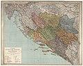 1914 - General-Karte von Dalmatien, Bosnien und der Hercegovina.jpg