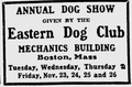 1915 dogs MechanicsBuilding BostonEveningTranscript Nov20.png