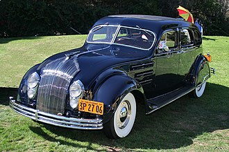 Carl Breer - 1934 Chrysler Airflow