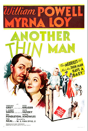 Description de l'image 1939 Another Thin Man poster.jpg.