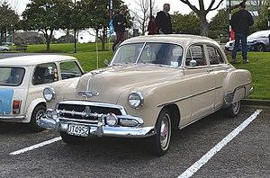 Chevrolet Deluxe - 1952 Chevrolet Styleline De Luxe 4-Door Sedan