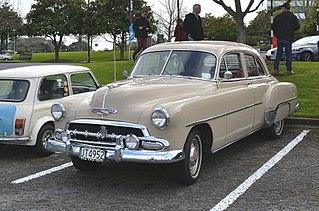 Chevrolet Deluxe Motor vehicle