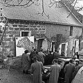 1958 visite d'une délégation INRA au Haras du Pin Cliché Jean Joseph Weber-69.jpg