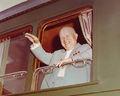 1962 Hrusciov soseste la Livezeni 1.JPG
