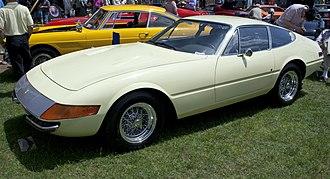 Ferrari Daytona - Ferrari 365 GTB/4