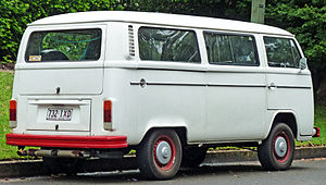 Miami Showband killings - Volkswagen Type 2 (T2) similar to the minibus used by the band