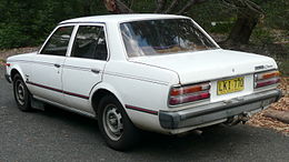 1981 Toyota Corona (XT130) CS sedan (2007-11-25) 02.jpg