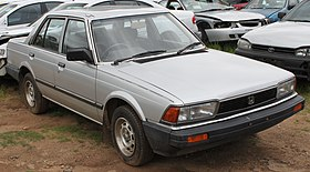 1982-1983 Honda Accord EX sedan (22178188363).jpg