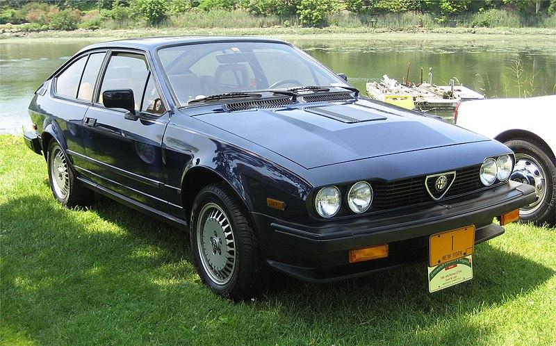 1984 Alfa Romeo Gtv6. 1982 Alfa Romeo GTV6 Balocco.