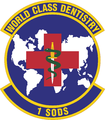 1 Special Operations Dental Sq emblem.png