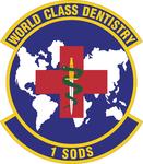 1 Special Operations Dental Sq emblem.png