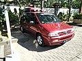 2001 Peugeot 806, Nusa Dua.jpg